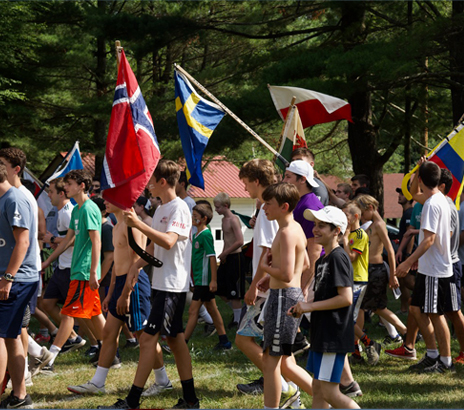 All Boys Summer Camp